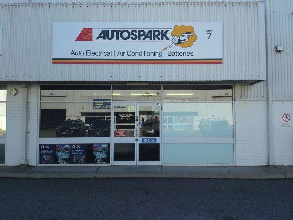 Auto spark - Canningvale