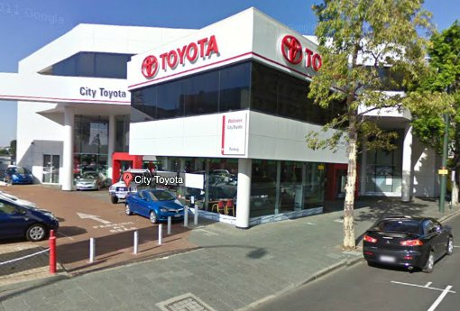 City Toyota - Perth & Nedlands
