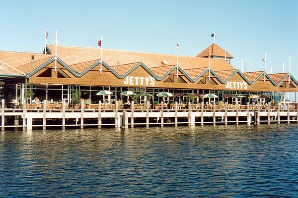 Jetty's Resturant - Hillarys boat harbour