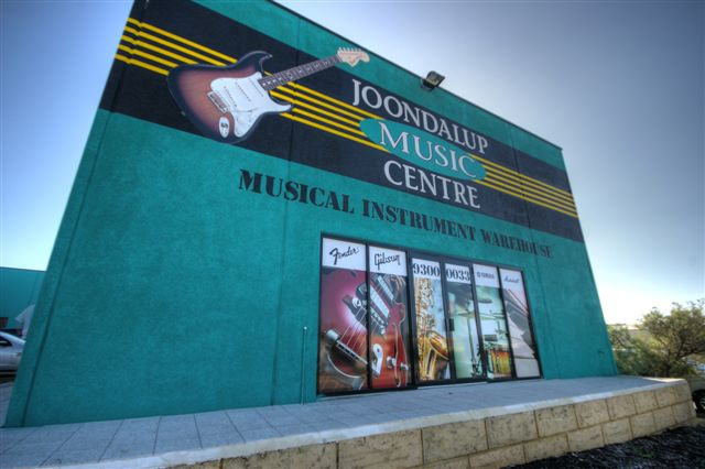 Joondalup Music centre - Joondalup