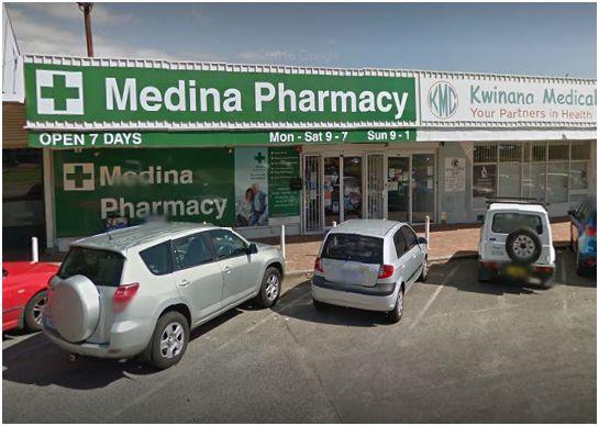 Medina Pharmacy - Medina
