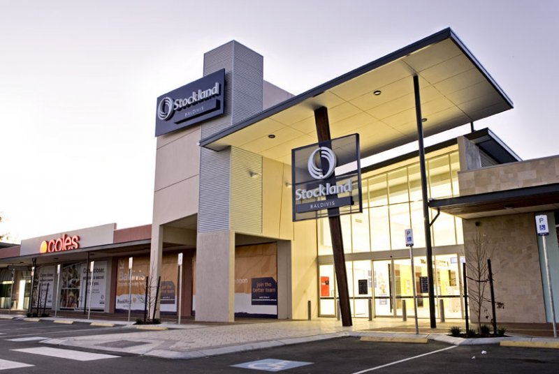 Stockland Shopping Centre- Baldivis
