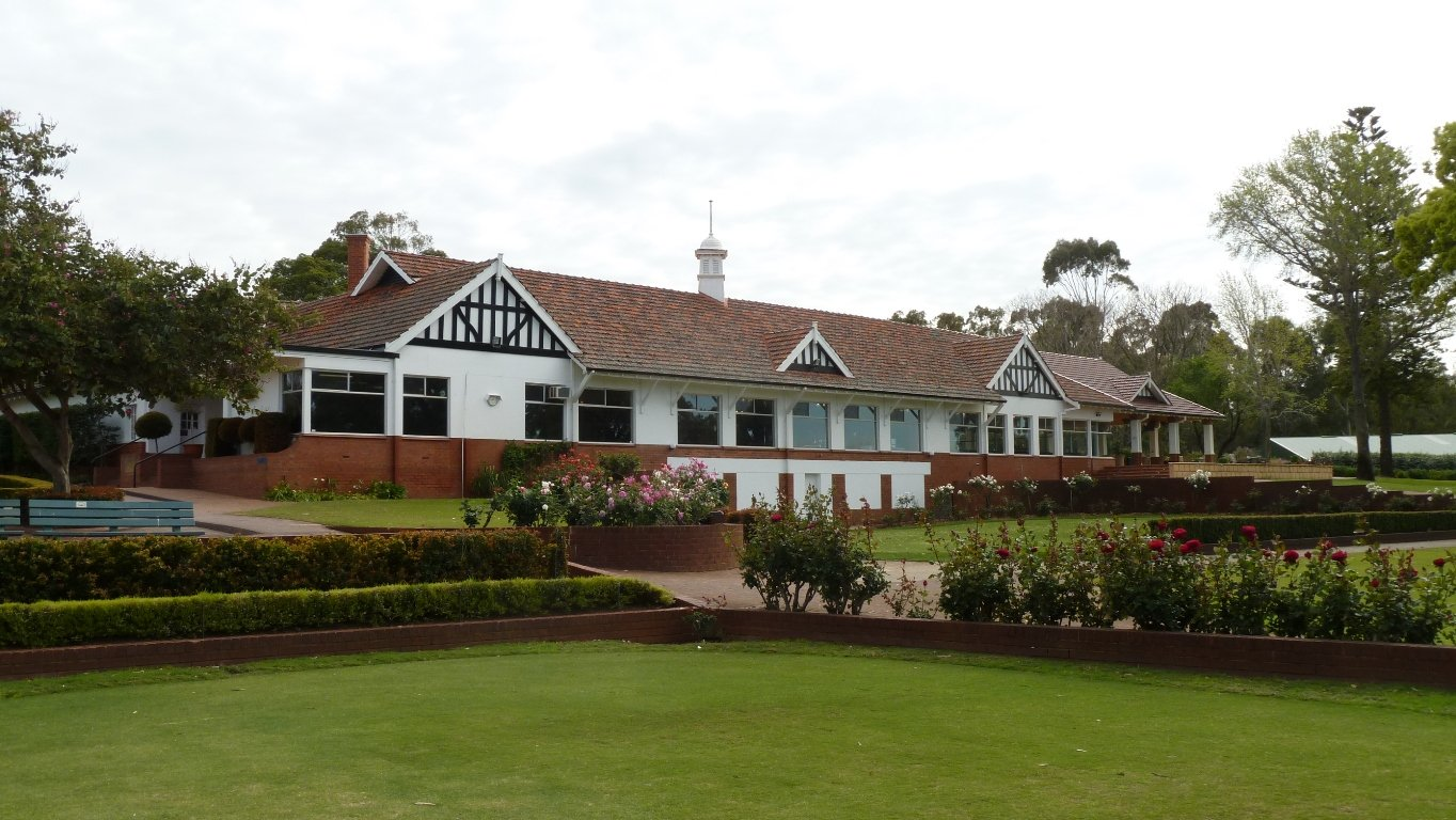 The Western Australian Golf Club - Yokine