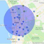 Perth Service Areas